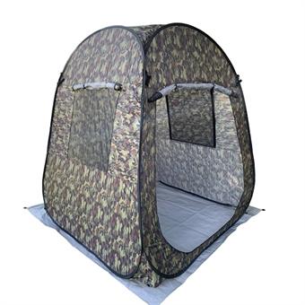 Pop up-tält camouflage 170x170 cm